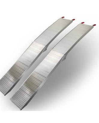 Aliuminė sulankstoma rampa 680 kg (2x340kg)